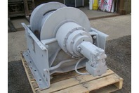 DP Manufacturing Hydraulic Recovery Winch 55,000 lb Capacity Model 51883