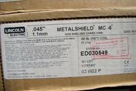 "(5) Lincoln Electric 0.045"" 60# Spools Metalshield MC-6 ED030549"