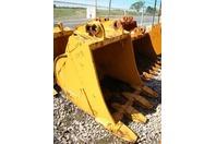 """Liebherr 51"""" Excavator Bucket 80 x 70mm Pins x 20-1/8"""" Model 9891733"""