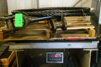 "Schramm Drilling Rig Crosby CABLE ASY 1.75 X 434"" LG. Clevis Both Ends"