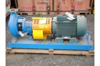 Gould 600GPM Centrifugal Pump 3x4-13 40HP 460v Mo.3196 Ser No. 770E402.1