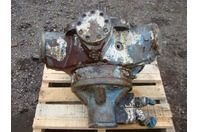 Staffa Innovative Fluid Handling RG Group Hydraulic Motor 6894A