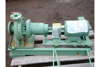 TACO 5HP Centrifugal Pump 8GPM 208-230/460v 3PH F11509E2EAJ1L00