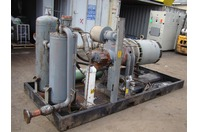 Atlas Copco 218 HP Stationary Air Compressor (For Parts) ,1775 RPM, 440/460V, GA 1407