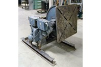 Ransome Welding Positioner Size 25 (Cap: 2500 Lbs) 3-PH 220/440 1HP