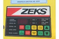 Zek Heat Sink Air Dryer, Water Cooled 3HP, 500 SCFM, R-22, 500HSEW40Z