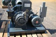 Welch Duoseal Belt Drive Rotary Vane Mechanical Vacuum Pump ,2HP, 1375