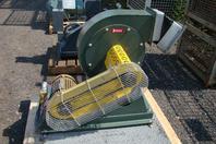 New York Blower Compact GI Fan, 300 CFM Centrifugal Blower 2HP 230/460v