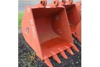 "45"" Excavator Bucket, 80mm PINS, Komatsu PC200, PC210, Kobelco SK200, HE225"