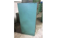 Stanley Vidmar 8 Drawer Industrial Tool Cabinet , 30 x 27-3/4 x 59