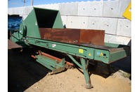 BloApCo Piggyback Shredder Conveyor, for Waste Processing, 3CAX-2558BC 460v