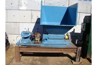 Marathon Solid Waste Shredder, Low Speed, High Torque Model 2817, 230-460v