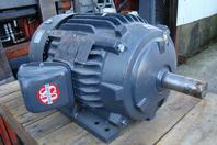 US Motor 15HP Electric Motor 3540 RPM, 208-230/460v, DK59