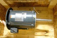 US Motor 7.5 HP Electric Motor 3525 RPM, 440v, 3PH, 17705083-100