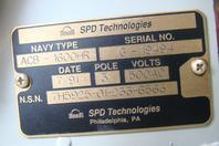 SPD Technologies 500AC Circuit Breaker 3PH, ACB-1600HR