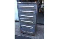 Stanley Vidmar 6 Drawer Tool Cabinet Gray