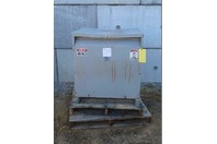 Acme 75kVA Multi Purpose Transformer Pri: 480v, SEC: 120v, 3PH, 1-5Z345-3S