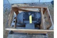 Weg 20 HP Electric Motor 1170 RPM, 440v, Z001512IES02192