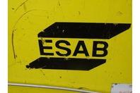 Esab 453cv Mig Welder with Model 35 WF Feeder 230/460v 3-PH