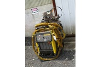 Esab 453cv Mig Welder with Model X 35 FD Feeder 230/460v 3-PH & L-tec Cooler