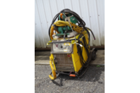 Esab 453cv Mig Welder with L-Tec Model X 35 Feeder 230/460v 3-PH