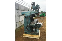 Yeong Chin SUPER MILL Vertical Milling Machine with SWI Track Readout