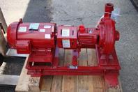 Bell & Gossett  3HP Centrifugal Fire Pump 175psi 50GPM 230/460v , Series E- 1510
