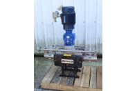 """Binks E2 Electric Smart Pump,  1HP 230/460v, 1"""" Sanitary Connections , 104018"""