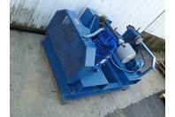 Quincy TWIN QT5QCB 3HP Reciprocating Piston Type Air Compressor Unit