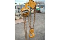 Harrington  10 TON Manual Chain Hoist  , M3B-616