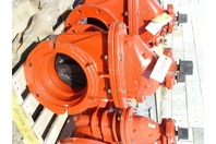 "Mueller 8"" Resilient Wedge Gate Valve MJ x FL 350W Tapping"