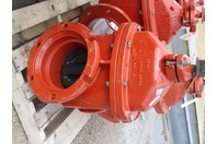 "Mueller 8"" Resilient Wedge Gate Valve MJ x MJ 250W Mechanical Joint"