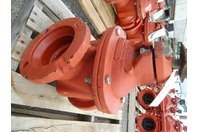 "Mueller 4"" Resilient Wedge Gate Valve MJ x FL 250W Tapping"