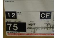 (30) Sealed Air Plain Shrink Film Stock  Roll Footage 3500 , D955