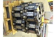 "(8) Jeffrey Renold Whitney Engineered Stacker Conveyor Chain  15"" Width , 4299-B"