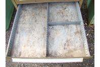 Stanley Vidmar Stationary Full Height Modular Drawer Cabinet , 13-Drawer