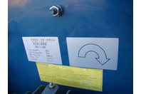 London Fan 30HP Centrifugal Blower 6032 m3/h(3550 cfm) 460v , GGS-II-561