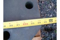 "M-Line  6"" Bore Large Hydraulic Cylinder, 3953"
