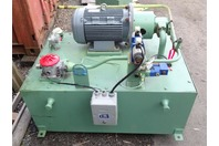 SEW-EuroDrive Hydraulic Power Pack, 230/460v, Rexroth Control Valve , 15HP