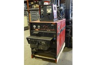 Lincoln  Idealarc 600A CC/CV DC Welder, LN-7 Wire Feeder, 230/460V , DC-600
