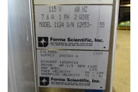 Forma Scientific  Fume Hood  115 V 60Hz 7.6A 1 PH 2 Wire , Model 1124