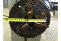 """ProFax  Welding Positioner with Custom Stand, Gullco 10"""" Gripper, 115v, WP-250"""