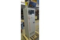 SDC  Automated Gas Cabinet, Bottle Station , 1500