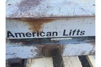 American Lifts  4,000lb. Lift Table  460 Volts, C4T34NB5B