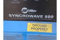 Miller AC/DC CC Tig Welder (1PH, 200/230/460v)  , Syncrowave 500