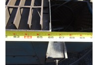 Airflow Systems  Industrial Downdraft Table 3 Ph, 208-230V/460V, Vibra-Pulse
