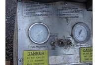 ETS Sanitech Stainless 2500psi Wet Steam Cleaner  230 3-PH, Mark VI