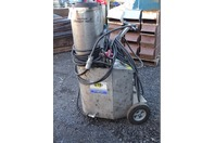 ETS Sanitech Stainless 2500psi Wet Steam Cleaner  230 3-PH, Mark VI