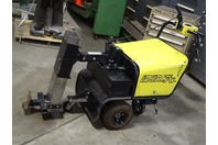 CartCaddy  Wagon Wheel Powered Dolly,  10,000 LB. , Serial No. 311518