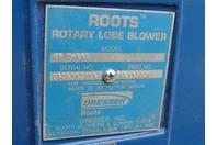 Dresser Roots Rotary Lobe Blower 68 U-RAI  , 651702R